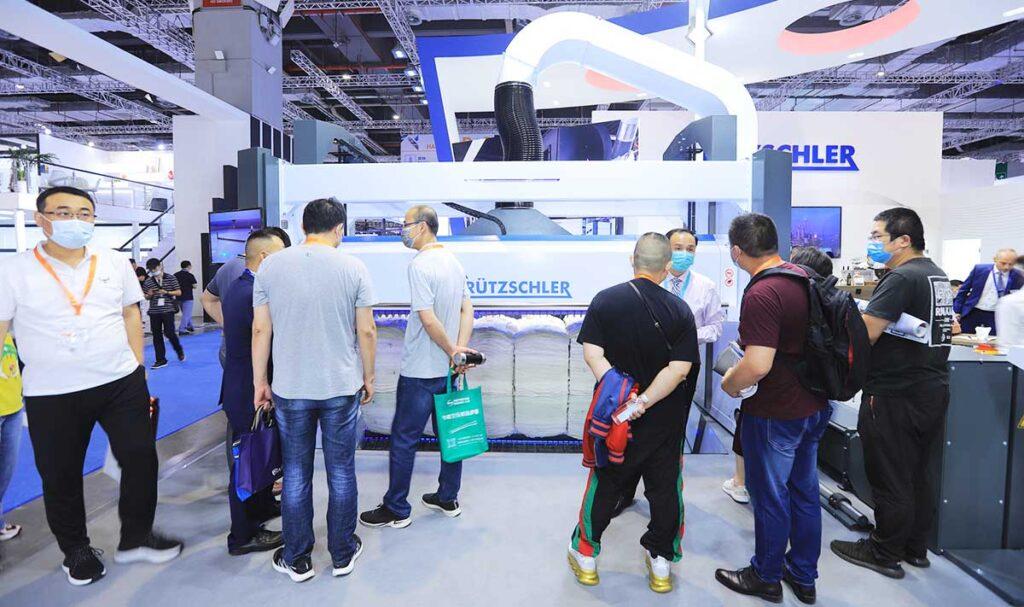 Выставка ITMA Asia CITME 2021