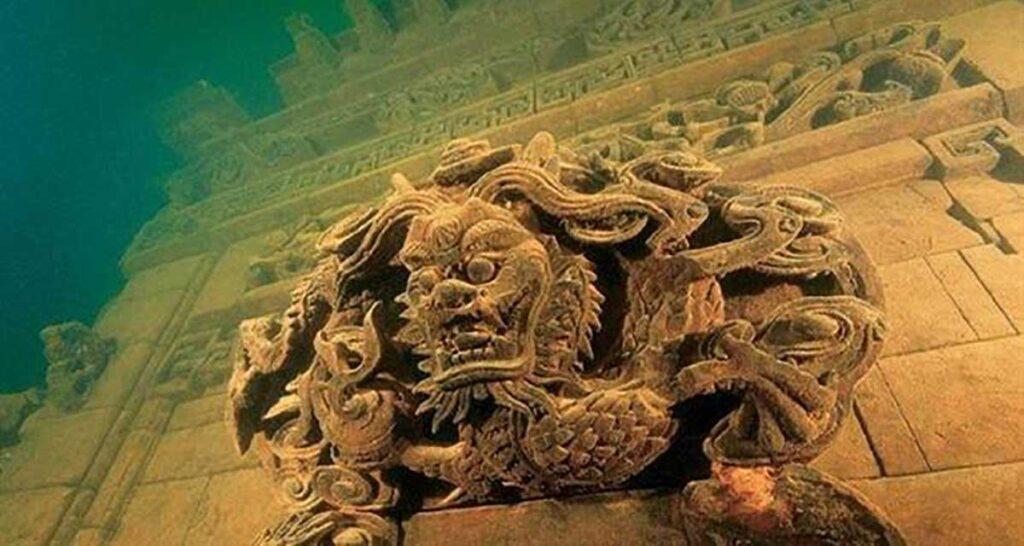 Asia under water
