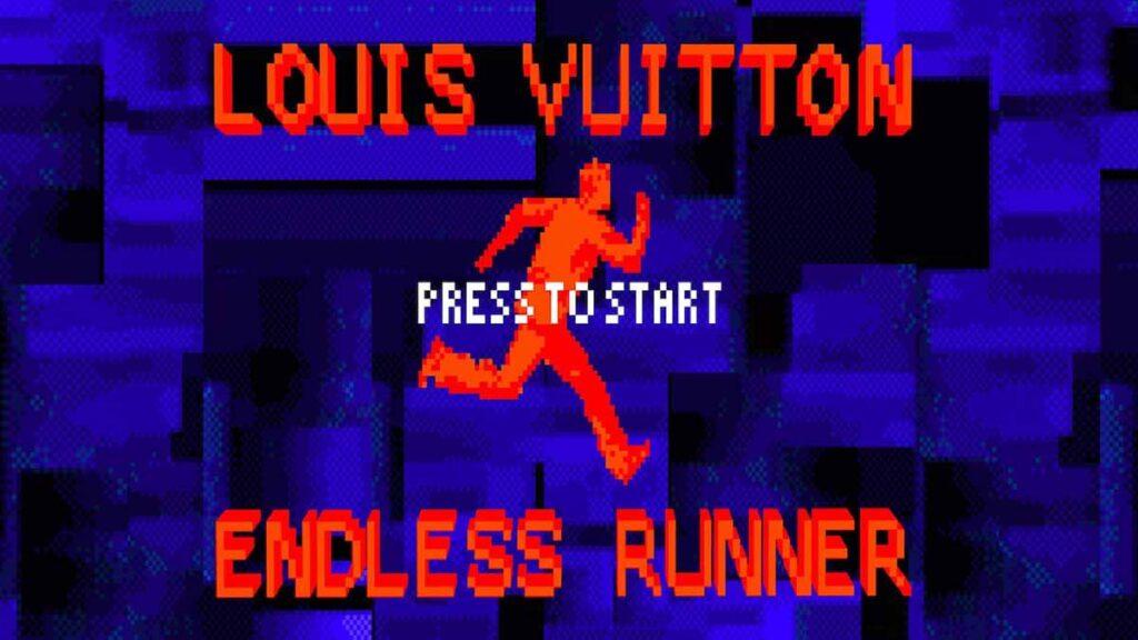 Игра Louis Vuitton Endless Runner