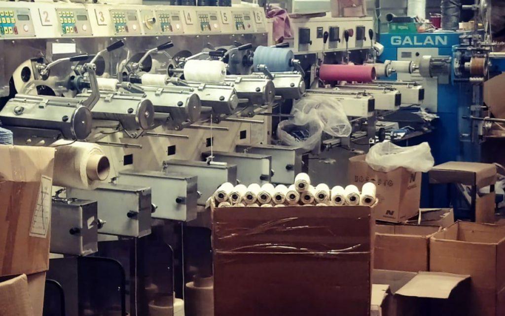На Урале запустили в производство новые текстильные станки
