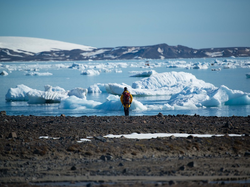 High arctic odyssey 1